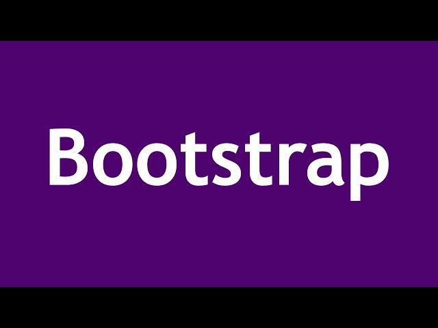 Design Using Bootstrap 3 Design 1
