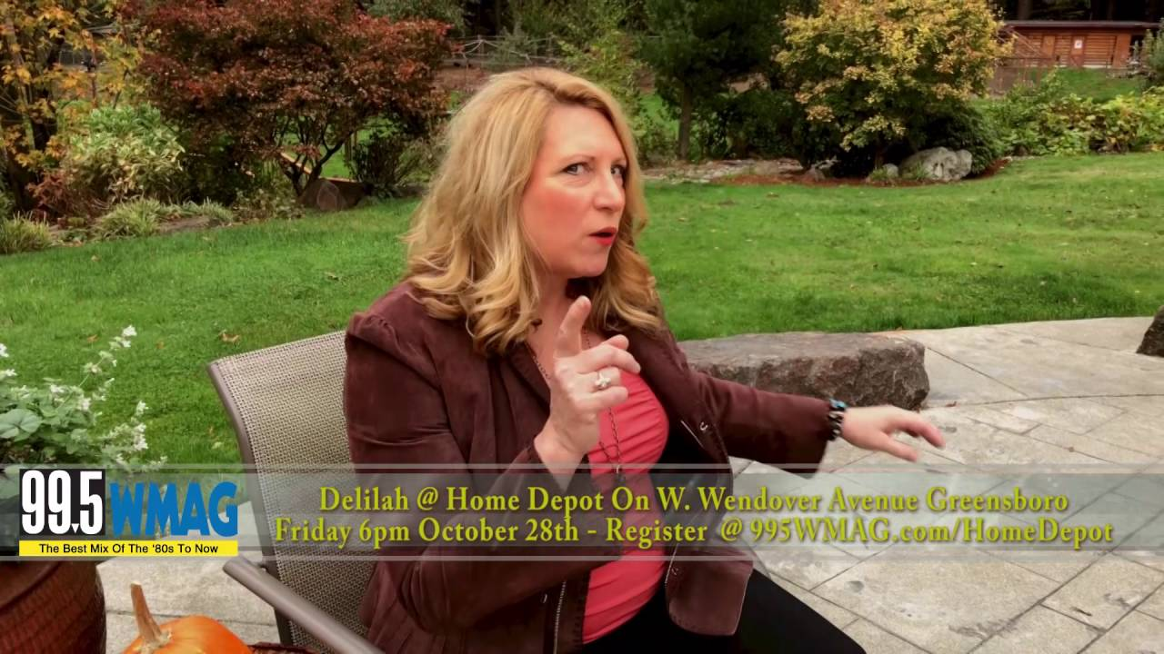 Delilah The Home Depot Wendover Ave Greensboro 10 28 2016 Youtube