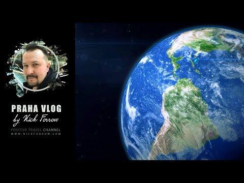 Иммиграция - Свобода -  Границы - Планета Земля! Praha Vlog 240