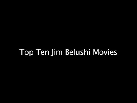 Top Ten Jim Belushi Movies