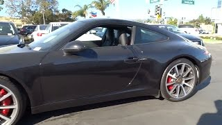2013 Porsche 911 San Francisco, Bay Area, Peninsula, East Bay, South Bay, CA 7169A