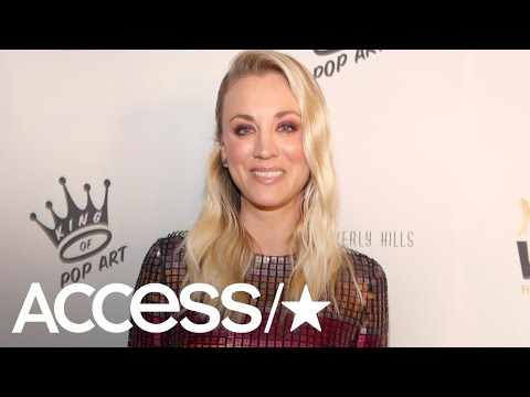 Kaley Cuoco Dishes On Bill Gates' 'Big Bang Theory' Guest Appearance | Access