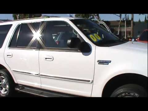 2000 Ford Expedition 4 6l 4x4 Xlt Sport Utility 4d Youtube