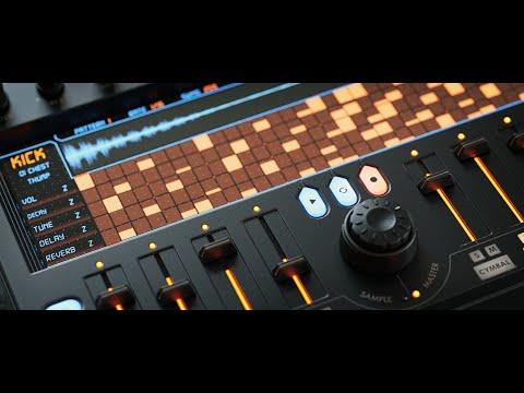 Sound Yeti - Method 1 Virtual Drum Machine Trailer
