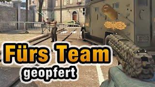 """CS:GO Wettkampf Gameplay [Deutsch] - """"Fürs Team geopfert"""""""