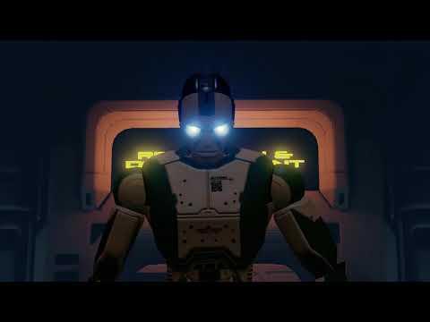 Raw Data - PSVR Teaser Trailer [VR, PlayStation VR]