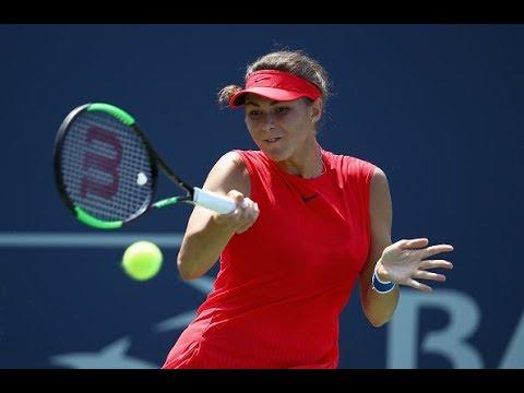 2017 Kremlin Cup Second Round | Elena Vesnina vs. Natalia Vikhlyantseva | WTA Highlights