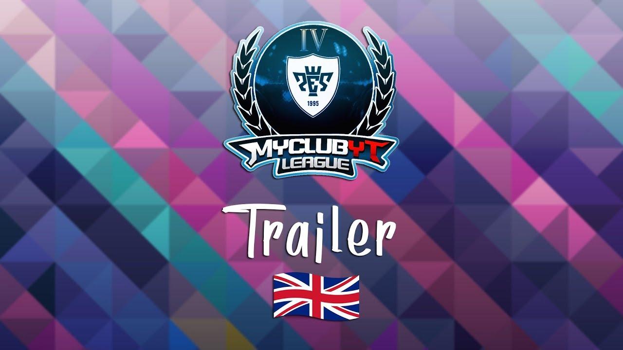 myClub YT League T4   Trailer (English)