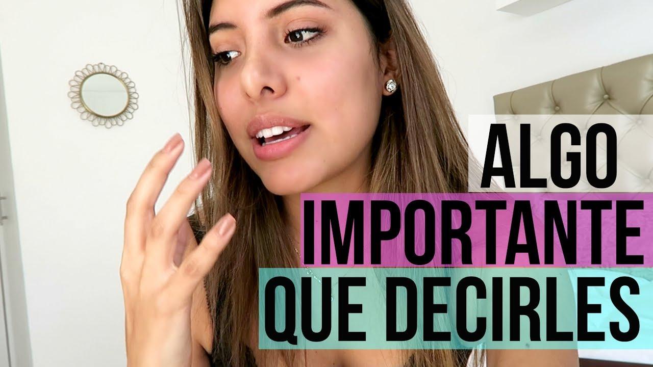 Algo importante que decirles... | VALERIA BASURCO | ValeriaVlogs