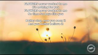 Raye - Flowers (Lyrics)
