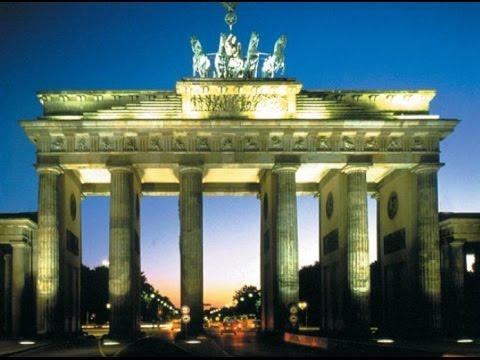 1 часть- Автобусный тур по Европе - Москва-Берлин