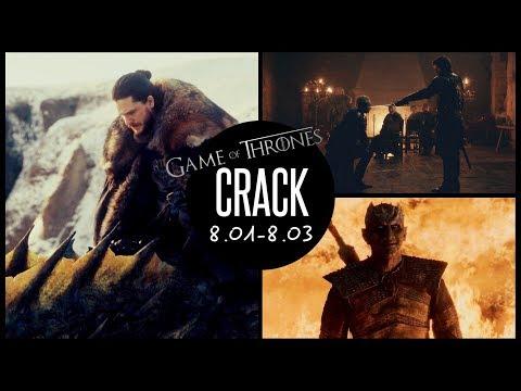 Game Of Thrones ►Crack Video #5 [8x01 - 8x03 SPOILERS]