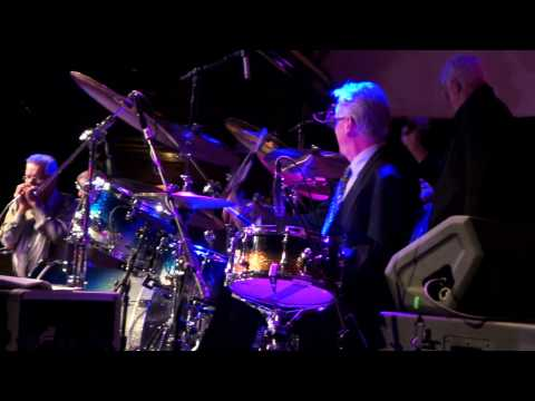 "Jamie Oldaker, ""Call Me The Breeze"" - with Jim Keltner and Karl Himmel"