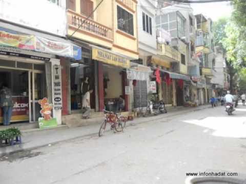 Bán nhà quận Ba Đình, bán nhà mặt phố Nghĩa Dũng.wmv