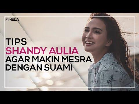 Tips Shandy Aulia Agar Selalu Harmonis dengan Suami
