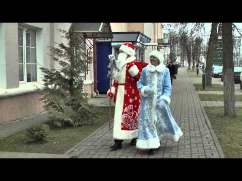 Дед Мороз Великий Устюг severgradcom
