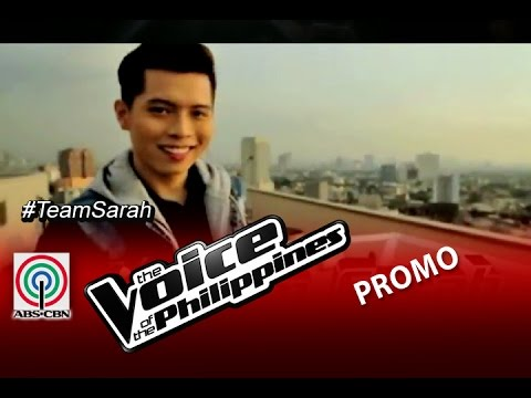 The Voice of the Philippines Team Sarah Finalist: Jason Dy