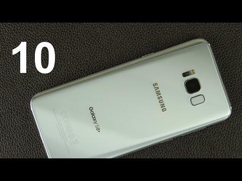 10 Samsung Galaxy S8+ Tips, Tricks & Hidden features