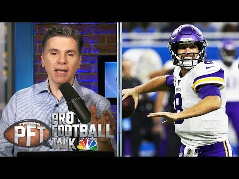PFT Draft: Biggest NFL surprises through Week 8 | Pro Football Talk | NBC Sports