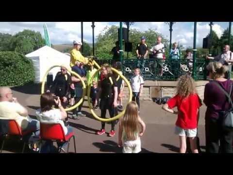 Littleborough Oakenhoof Cloggers | Tour de France Party In The Park
