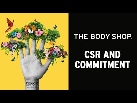 Be Part of The Solution | Enrich Not Exploit™ | The Body Shop®
