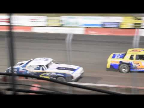 Stock Car Feature @ Beatrice Speedway 06/14/2019