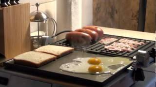 Завтрак на гриле BORK G801