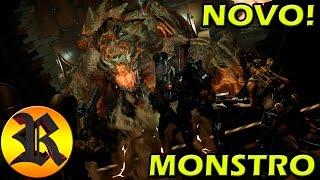 Baixar Behemoth o monstro novo! Evolve