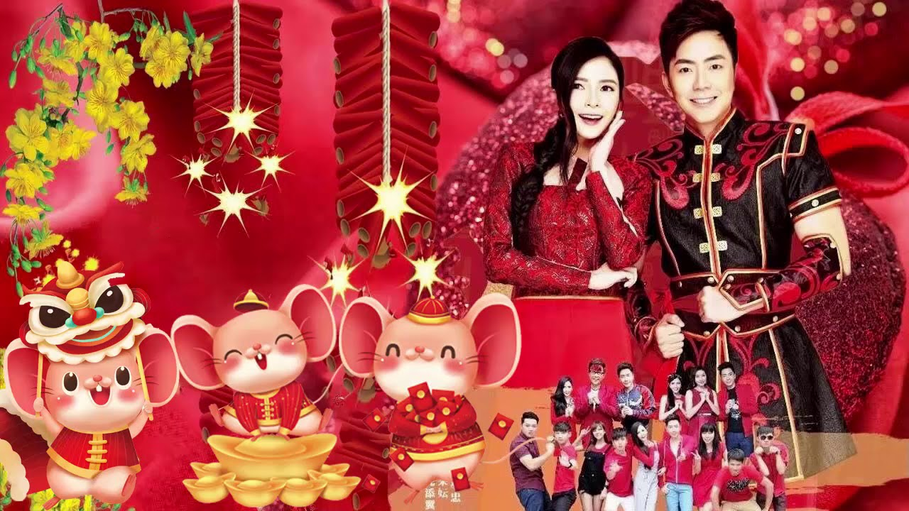 新年歌 2020 新年歌 2020 新年歌 新年歌曲 Happy Chinese New Year - 必聽新年歌 新穎的新年歌 輕快新年歌 - YouTube