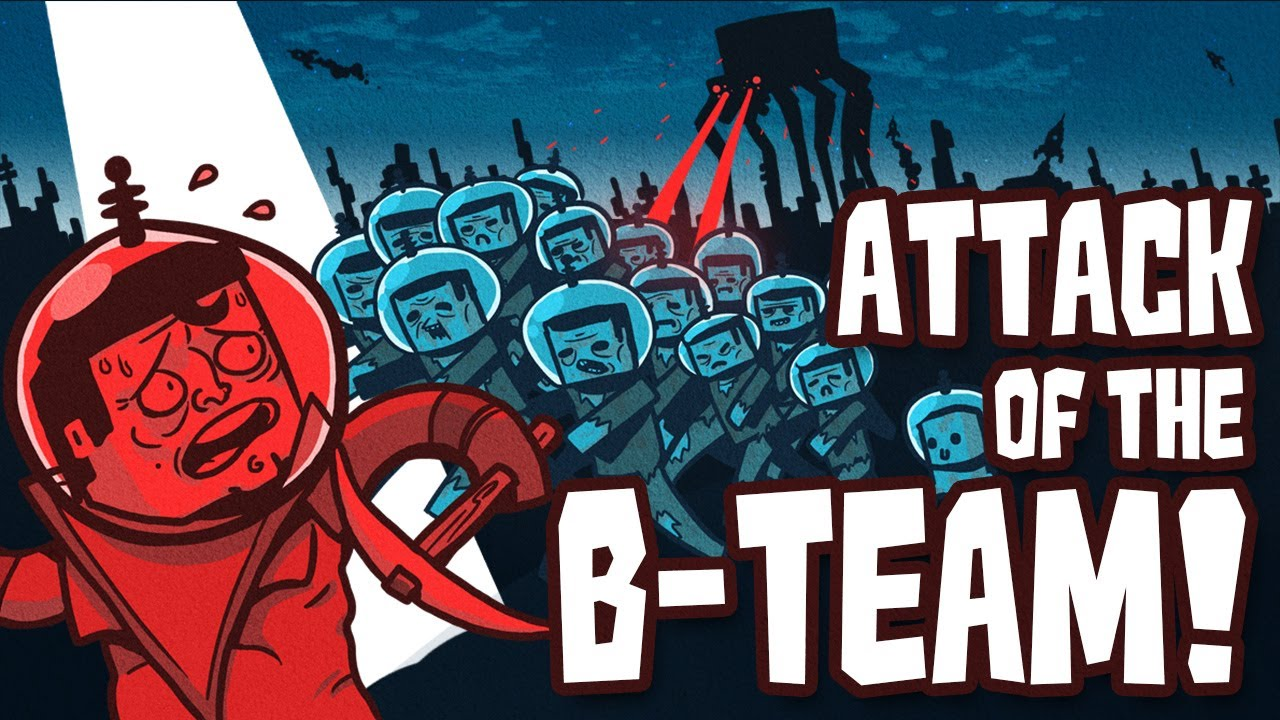 Attack of the B-Team Wiki - Main Page