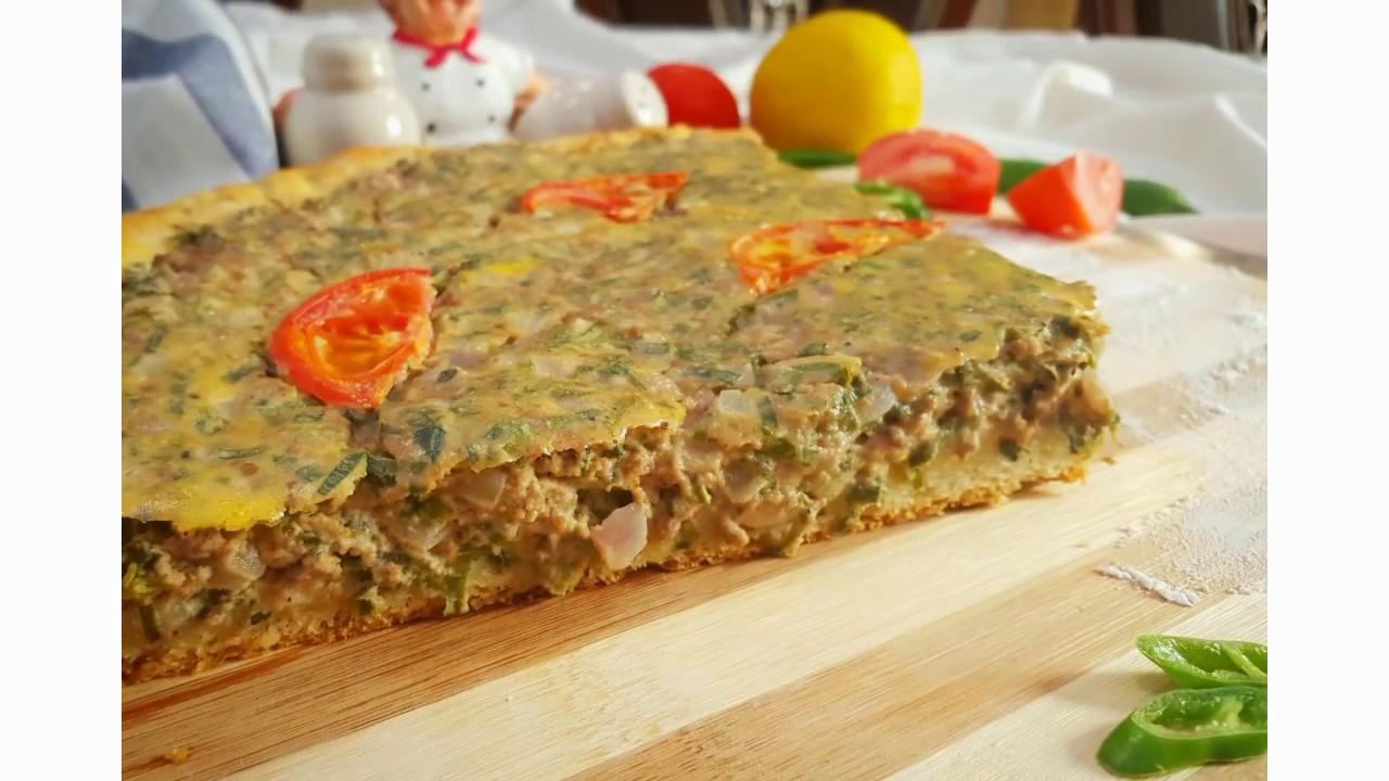 Download عيش ابو لحم - Saudi meat gallete (aysh Abu Laham)