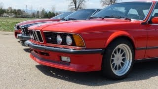 Classics Revealed: The very first BMW M6 rides again