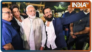 This is What Happened Inside PM Narendra Modi's Bollywood Party