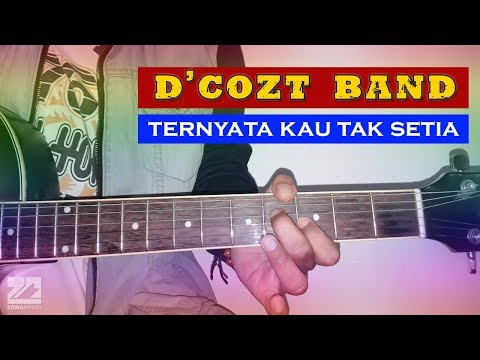 D'COZT BAND - Ternyata Kau Tak Setia (Cover by Zona Minor)