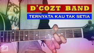 D 39 Cozt Band Ternyata Kau Tak Setia Cover by Zona Minor.mp3
