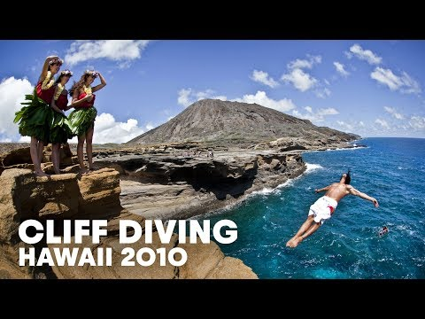 Red Bull Cliff Diving World Series FINALS - Hawaii