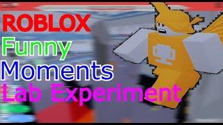 Roblox Lustige Momente: Laborexperiment OOF