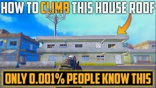 How to Climb Roof of This House in Yasnaya Pubg mobile Tips and Tricks