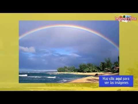 Fotos e imágenes de arcoíris reales