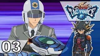 Let's Play Yu-Gi-Oh 5D's Tag Force 5   Ep.3   Duel contre la sécurité !