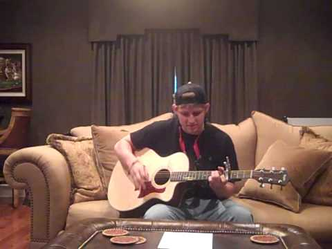 Cryin for Me by Toby Keith- Cover cody smith