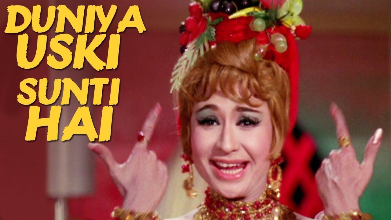 Download Duniya Uski Sunti Hai - Bollywood Item Song | Helen | Dus Lakh