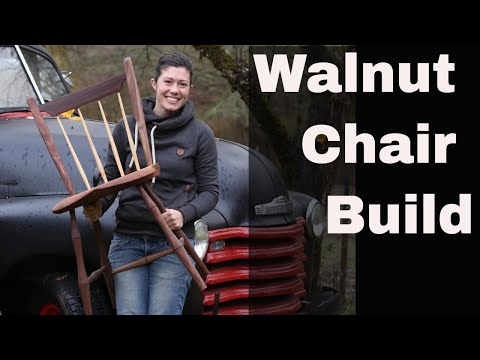 Building a Dining Room Chair