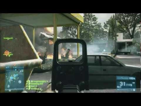 Battlefield 3, Rush on Caspian Boarder (attacking)