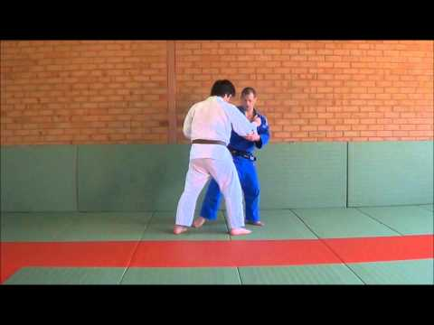 French style Kouchi gari by Beyond Grappling