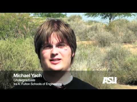 ASU Students Take To Solar Powered Flight