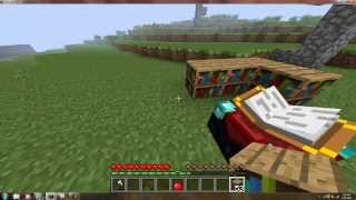 Level 50 Enchantment Room in Minecraft 1.1