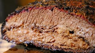 HOT & FAST BRISKET - How To smoke a brisket in 6 hours