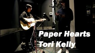 Paper Hearts Tori Kelly Cover