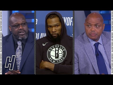Inside the NBA Reacts to Bucks ELIMINATING the Nets in Game 7 | 2021 NBA Playoffs